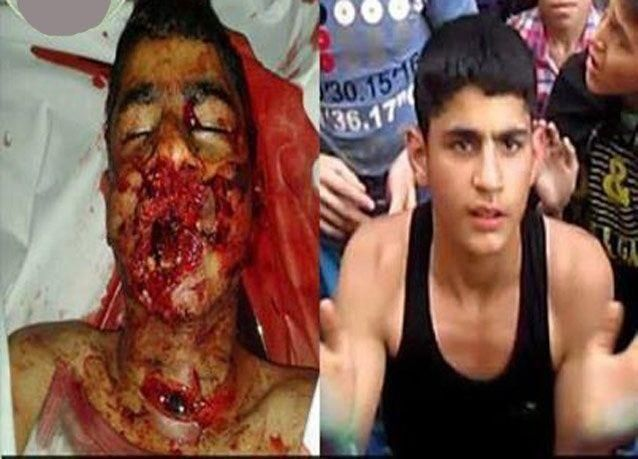 بالصور: إسلاميون يعدمون صبياً سورياً عمره 15 عاماً بعد اتهامه بالكفر