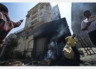 الحزب الحاكم في مصر يدعو أنصاره لمقاومة أي محاولة للانقلاب