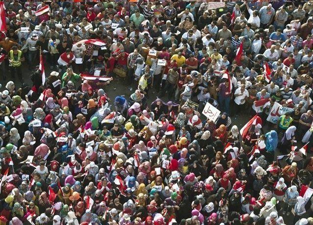 الاخوان المسلمون يدعون لانتفاضة في مصر