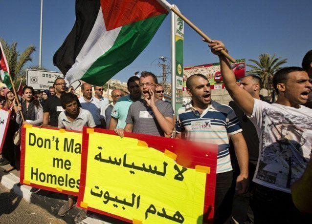 يوم الغضب الفلسطيني.. مظاهرات عارمة ضد مخطط برافر الاستيطاني بالصور