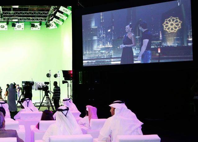 """بالصور: برعاية سمو الشيخ محمد بن راشد آل مكتوم """"مجموعة MBC تدشّن استوديوهات O3 للإنتاج الدرامي"""