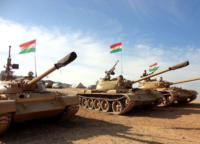 """بارزاني: تنظيم استفتاء بشأن استقلال كردستان عن العراق """"مسألة أشهر"""""""