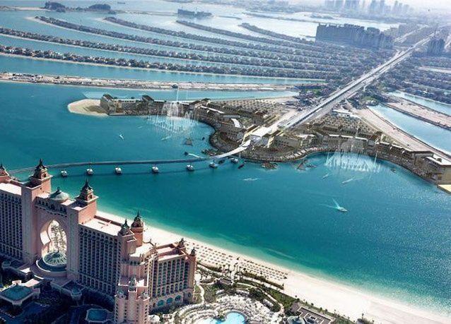 بالصور:  130 مليار دولار قيمة مشاريع دبي الجديدة