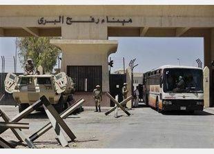 مصر تفتح معبر رفح مع غزة جزئيا بعد اسبوع من إغلاقه