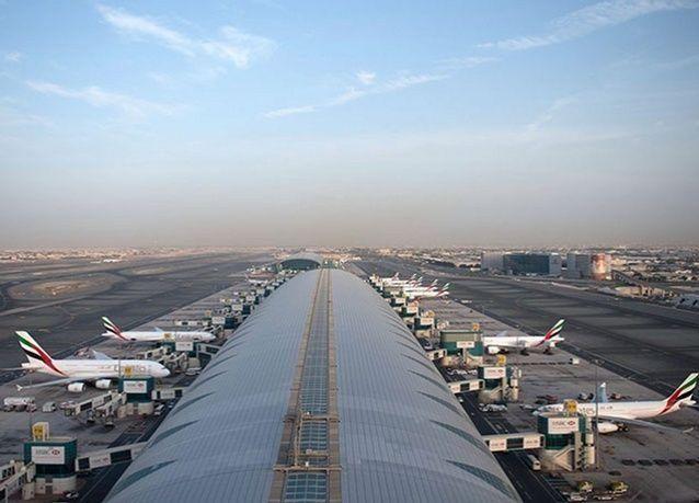 خمسة ملايين مسافر استخدموا مطار دبي الدولي خلال مايو الماضي