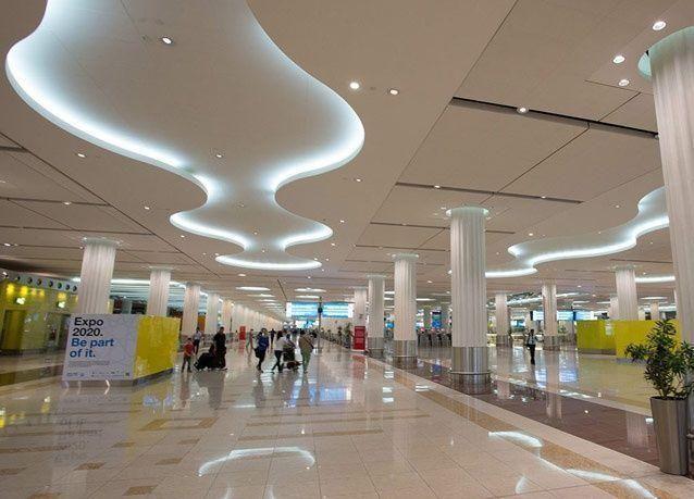 مطار دبي الدولي الخامس عالمياً في السعة المقعدية