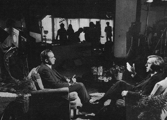 بالصور: من هو دافيد فروست أحد أهم المحاورين في القرن الماضي؟