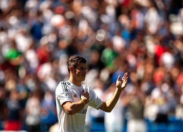 بالصور: غاريث بيل أغلى لاعب في تاريخ كرة القدم
