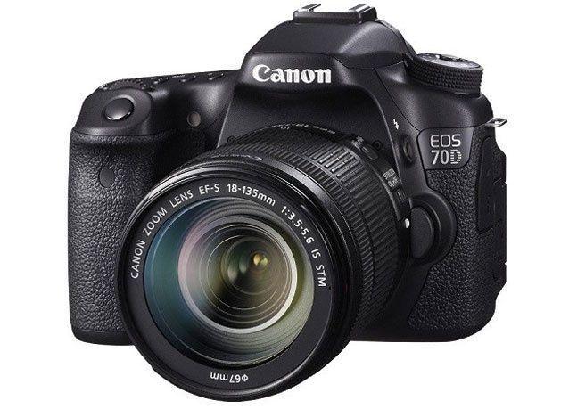 اخترنا لك: الكاميرا المقتدرة كانون EOS 70D