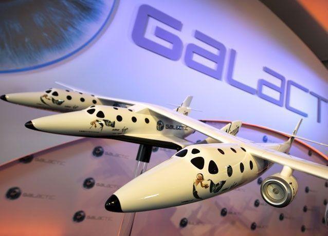 خطوة جديدة لإتاحة السياحة الفضائية في 2014