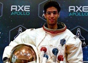 ثلاثة مصريين يتنافسون على رحلة للفضاء الخارجى