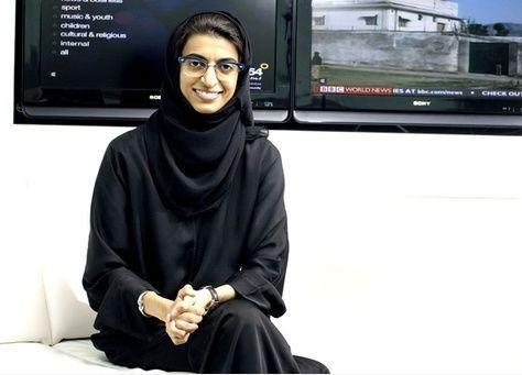 نورة الكعبي المرأة العربية الوحيدة ضمن قائمة أكثر 50 شخصية تساهم في التغيرات التي يشهدها العالم