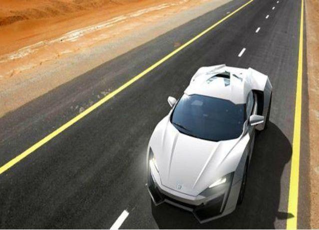 """أول سيارة فائقة السرعة بتصنيع عربي تطلق خلال """"معرض دبي الدولي للسيارات"""""""