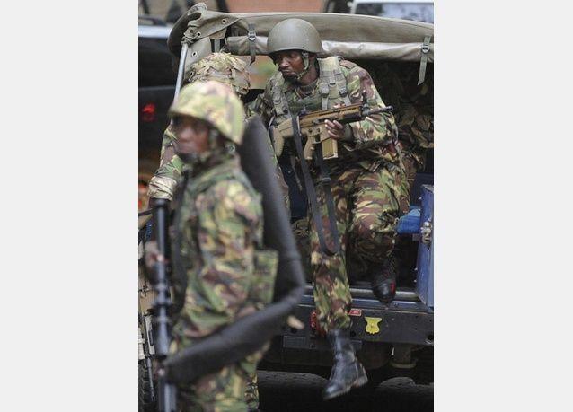 بالصور:  39 قتيلا وعشرات الجرحى في هجوم مسلح في العاصمة الكينية نيبروبي