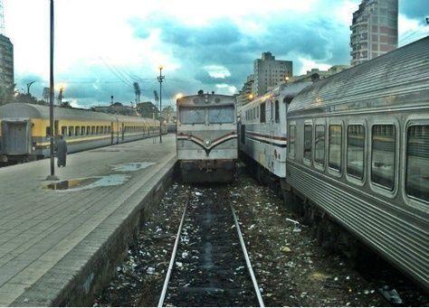 عودة الروح اليوم للسكك الحديدية المصرية