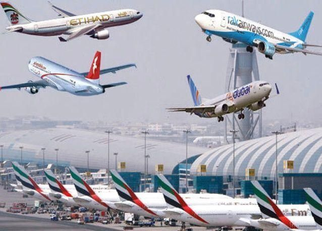 مطار دبي الأول عربياً والعاشر عالمياً في حركة السفر