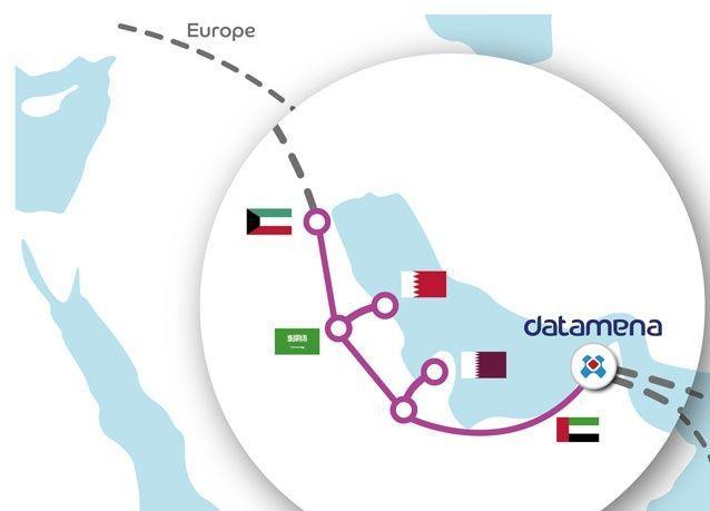 تحالف خليجي لتأسيس نظام إقليمي لكوابل الاتصالات الأرضية