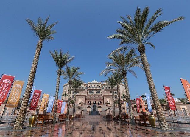 وجهات: مهرجان أبوظبي السينمائي الدولي