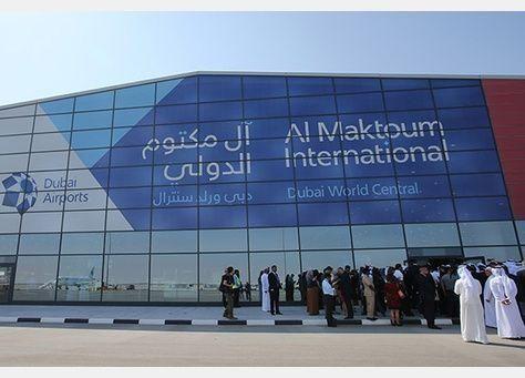 دبي تطرح مناقصات لتوسعات في مطار آل مكتوم وإنشاء متحف الاتحاد