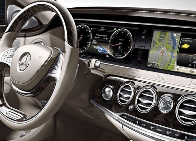 بالصور: مرسيدس تطلق S600 في نسختها الفارهة V12