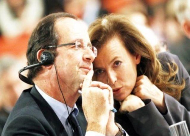 جنبلاط ينفي وقوع سيدة فرنسا الأولى سابقا في غرام رجل أعمال لبناني