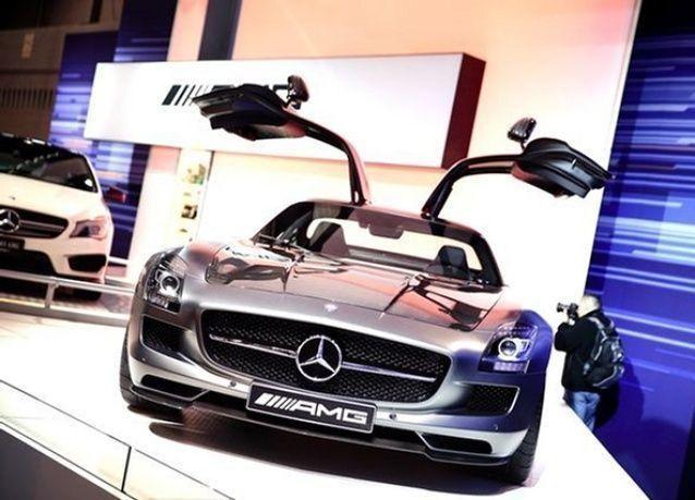 صور لأحدث السيارات في معرض شيكاغو للسيارات