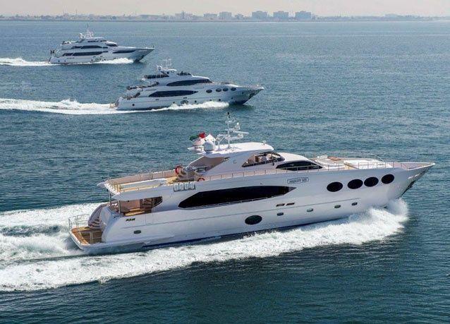 دراسة: واحد من كل 44 كويتياً يملك قارباً
