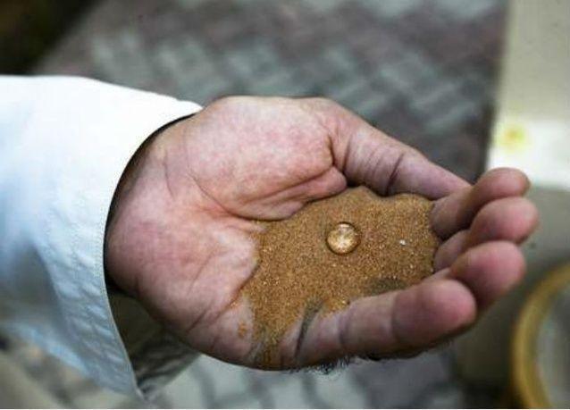 شركة إماراتية تنتج رملا لا يمتص الماء ويوفر آلاف الجالونات في ري المحاصيل