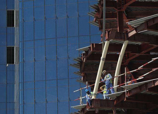 منظمة العمل الدولية أمام البرلمان الأوروبي بشأن قضية عمال مونديال قطر