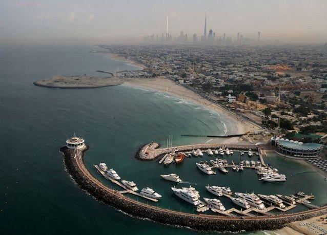 66 مليار دولار الاستثمارات المتوقعة في الصناعات البحرية الإماراتية