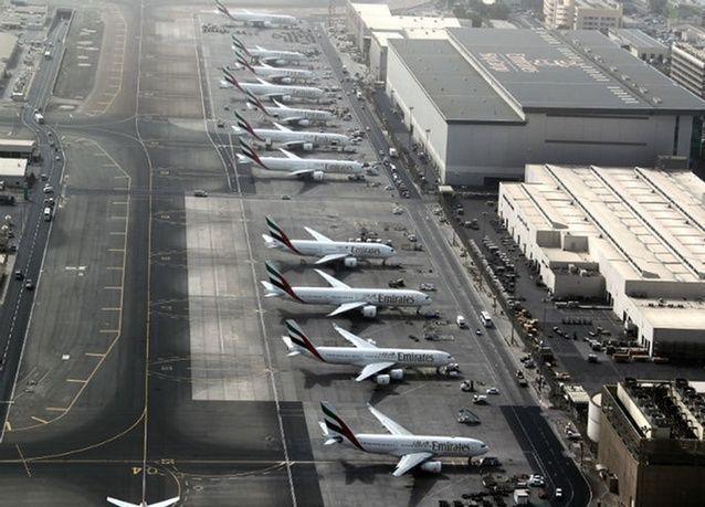 نمو حركة السفر عبر مطار دبي 11.7% في فبراير على أساس سنوي