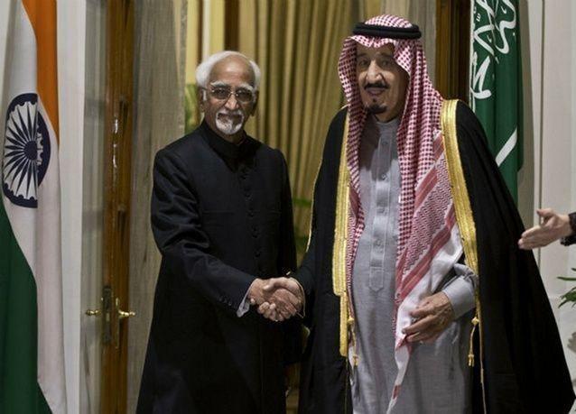 756 مليارا تبادلا تجاريا بين السعودية والهند في 10 سنوات