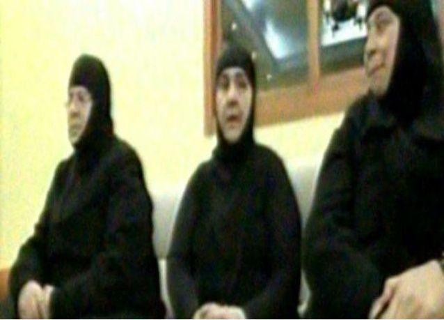 الإفراج عن الراهبات السوريات المختطفات قرب دمشق