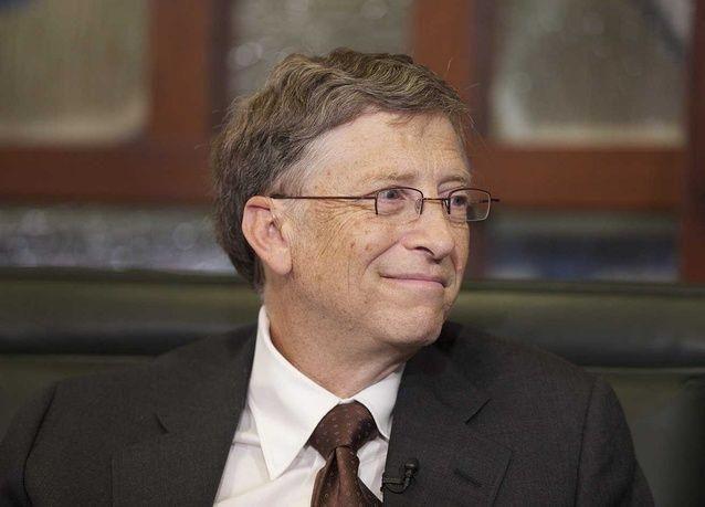 بيل جيتس لن يمتلك اي أسهم في مايكروسوفت بعد أربع سنوات