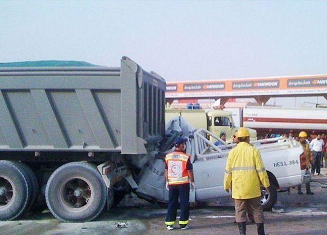 تحذير من ارتفاع أعداد قتلى حوادث المرور بالسعودية إلى أكثر من 9 آلاف حالة