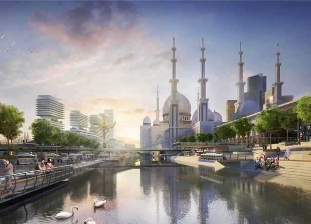 الإمارات وماليزيا تبرمان اتفاقية لبناء جامع كبير ومركز تعليمي في ماليزيا