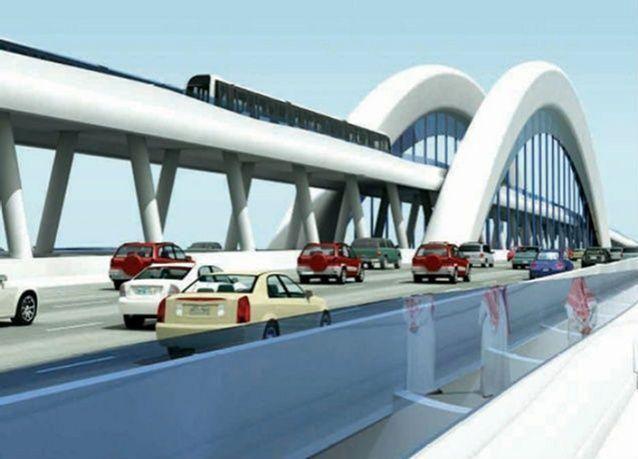 مترو جدة يبدأ في نقل الركاب عام 2018 عبر 3 خطوط