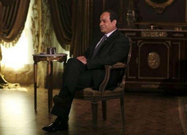 عبد الفتاح السيسي يؤدي اليمين الدستورية رئيسا لمصر