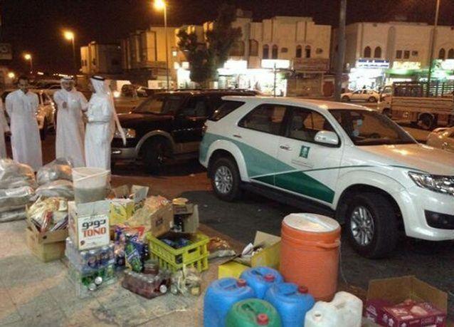 وزارة التجارة السعودية تضبط 5 آلاف سلعة فاسدة في المدينة المنورة