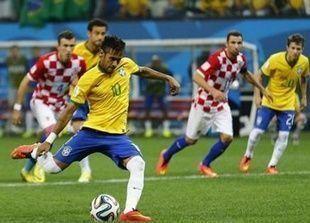 الفيفا لن يعاقب الكولومبي زونيجا بسبب الخشونة ضد نيمار في كأس العالم