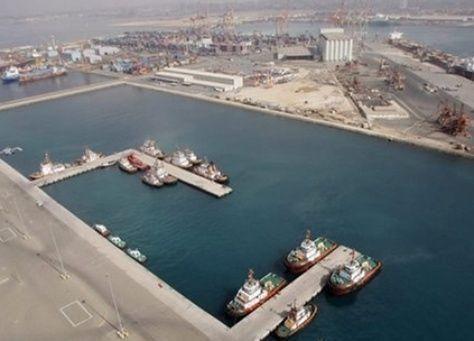 السعودية: ميناء جدة يستقبل4,7 مليون طن من المواد الغذائية