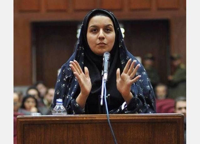 """حملة غربية """"تسببت"""" برفض العفو عن الإيرانية ريحانة جباري"""