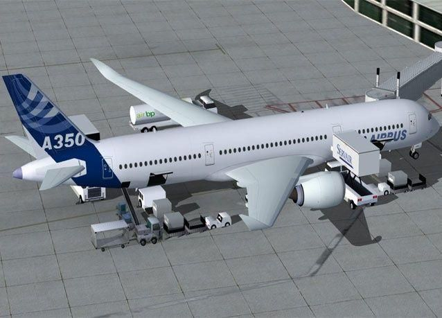 تعليق تسليم أول طائرة إيرباص ايه 350 إلى قطر