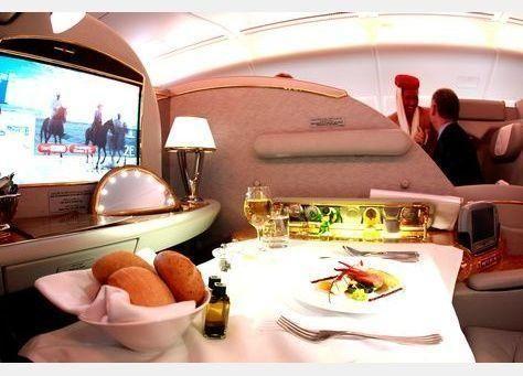 طيران الإمارات تتخلص من الدرجة الأولى في طائرات A380s