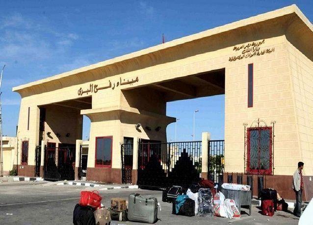 مصر تفتح معبر رفح مع قطاع غزة من الإتجاهين لأول مرة منذ أكتوبر