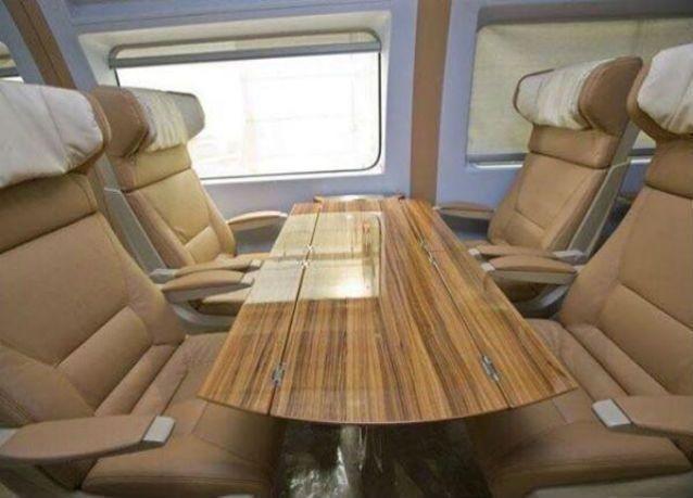 """قطار الحرمين .. 30% من المقاعد لدرجة """"الأعمال"""""""