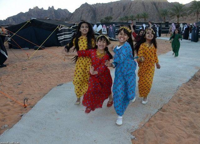 بالصور: مهرجان الصحراء الدولي في السعودية