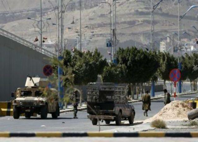 مقاتلون حوثيون يستولون على قصر الرئاسة اليمني