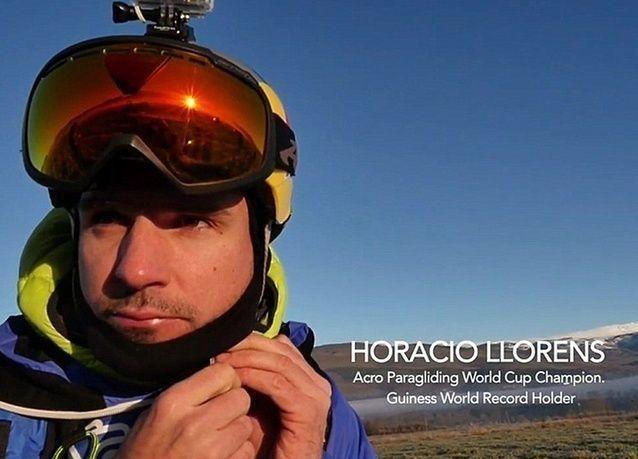 بالصور: القفز من منطاد على إرتفاع 15 ألف قدماً .. هل هذا جنون؟!