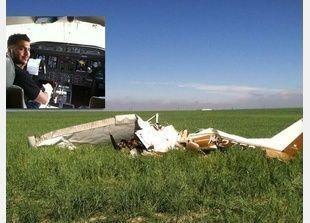 """صورة """"سلفي"""" تتسبب بتحطم طائرة ومقتل قبطانها"""